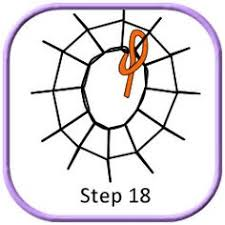 How To Make A Dream Catcher Web How to make a spider web dreamcatcher with these detailed 78