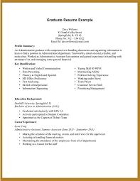 Amazing Management Resume Examples   LiveCareer Financewalk