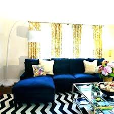 blue sectional sofa navy with white piping best additional for sa