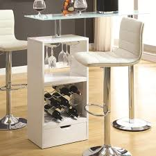 modern bar furniture home. Coaster Bar Units And Tables White Table - Item Number: 120452 Modern Furniture Home C