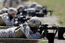 arguing for and against women in combat in national news  in