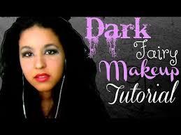 dark fairy inspired makeup tutorial landmakeup