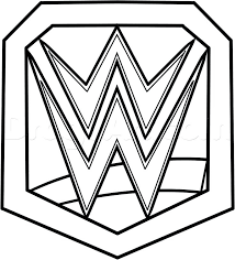 Wwe Coloring Pages Coloring Pages Coloring Pages 2 Coloring Pages