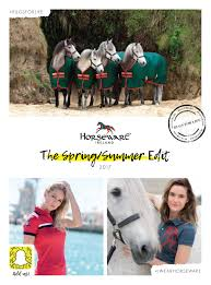 Horseware Ireland Ss17 Consumer Brochure English By