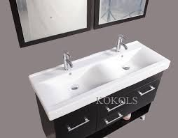 wide bathroom sink two faucets mesmerizing 60 double bathroom sink faucet decorating design of interior designing