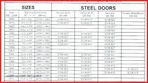 Garage Door Spring Chart Sicepat