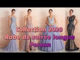 <b>Robes de soiree longue</b> 2020 - Persun - YouTube
