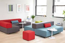 office couch. Block-Party-Lounge-Sofa Office Couch M
