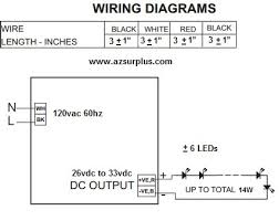 accudrive led driver wiring diagram wiring diagram accudrive tcd11200336 11c led driver 26 33vdc 336ma 14w powe