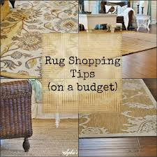 sophia s rug ping tips on a budget one of my blogging goals this year was to get a budget decor series completed that shares some of the tips and