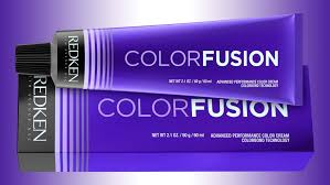 Redken Double Fusion Color Chart Color Fusion Just Got Cooler Introducing 14 New Redkens