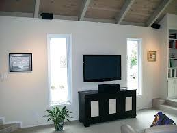 in ceiling surround sound system in ceiling surround sound systems surround and sound bars ceiling mount