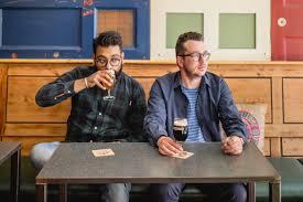 Bundobust Manchester: Mark Husak and Mayur Patel