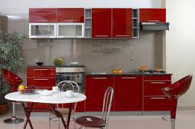 kitchen designs red kitchen furniture modern kitchen. Small Kitchen Furniture Red Color Ideas → Https://wp.me/p8owWu-1v0 - Designs Modern C