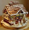Дом из сладостей фото