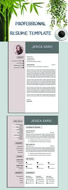 Professional Resume Template Instant Download 3 Page Resume Resume