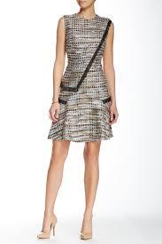 Raoul Size Chart Ellery Fringed Dress