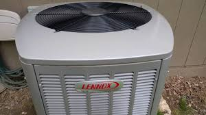 lennox 5 ton heat pump. lennox xp20 variable capacity heat pump at 48% close 5 ton