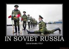 In Soviet Russia on Pinterest | Vladimir Putin, Russian Humor and ... via Relatably.com