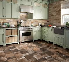 Stone Kitchen Floor Tiles 25 Beautiful Tile Flooring Ideas For Living Room Kitchen And