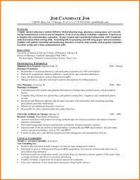 Pharmacists Resumes Clinical Pharmacist Resume Examples Retail Pharmacy Technician Math
