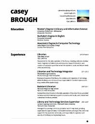 Ultimate High School Librarian Resume For Library Resume Hiring