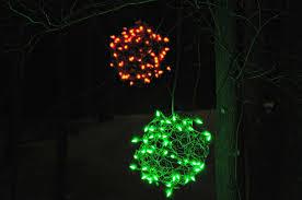 outdoor lighting balls. Outdoor Lighting - Colored Christmas Ball Ornaments Balls