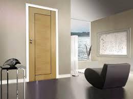 modern interior door designs. Contemporary Interior Doors From Toscocornici Design : Modern With Orange Wall And Black Door Sofa Table Designs