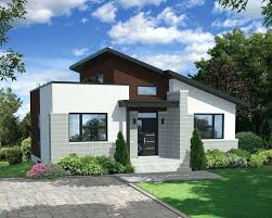 alluring small modern house plans flat roof 3 design styles