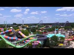 Hurricane Harbor Ca Six Flags New England Hurricane Harbor Water Park Youtube