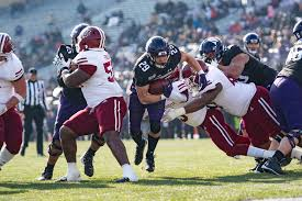 Evan Hull Has Broken Out At Running Back For Northwestern