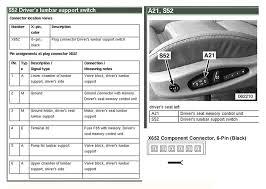 bmw e46 electric seat wiring diagram bmw image bmw e46 lumbar support retrofit diy on bmw e46 electric seat wiring diagram