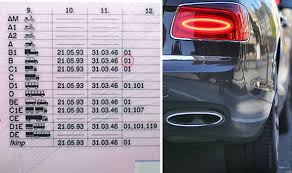 Could Uk Fines Hidden Huge You Land Has Codes Licences Driving With aOYx4qw