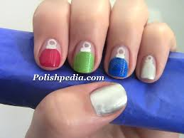 Decorative Nail Art Designs Christmas Ornaments Nail Art Polishpedia Nail Art Nail Guide 35