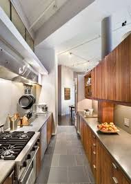 Kitchen Designs Galley Style Simple Kitchen Layouts A Vote For The Good Old Galley