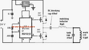 heating circuit diagram the wiring diagram solar induction heater circuit electronic circuit projects circuit diagram