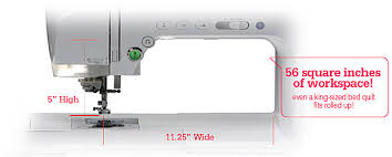 Brother Dream Catcher Sewing Machine Brother DreamCreator XE Innovis VM100 Embroidery Quilting Sewing 95