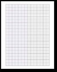 Free Online Graph Paper Grid Paper Pdfs Regarding Blank