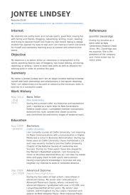 Resume Skills For Bank Teller 16 Bank Teller Resume Samples