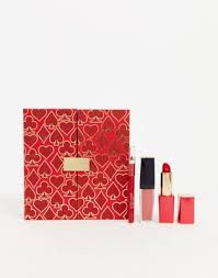 <b>Estee Lauder</b> Look In A Box: <b>Lady Luck</b> Red Lips - Save 47% | ASOS