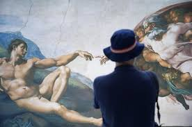 the sistine chapel ceiling was painted by michelangelo between 1508 and 1512 photo by john angelillo upi license photo