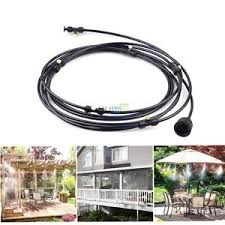 image is loading 9 8ft hose water cooling misting system w