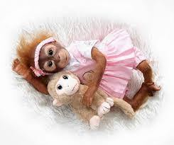 <b>55cm Fashion Curly girl</b> Full Body Silicone Reborn Baby Doll Toys ...