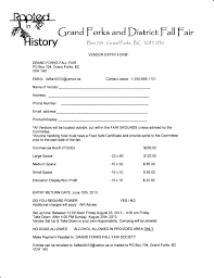 Registration Template Free Vendor Application Form Sample Along With