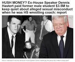 Image result for pedophile Dennis Hastert