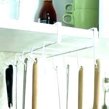 mug rack wall wall mug holder hanging cup rack coffee mug hanging rack under coffee cup mug rack wall