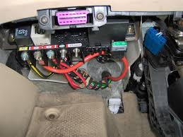 vwvortex com 03 jetta relay diagram or under dash picture needed to the left of those relays check and replace as necessary might be stuff missing in there also check the fuse on the back of the radio might be blown
