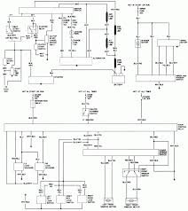 Toyota pickup wiring diagram diagrams to headlight tail 1983 stereo 950