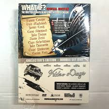 "Vintage - Blind - ""What If"", ""Video Days"" & ""Tim and Henry's Pack Of Lies""  (multi-disc box set) - SellerDoor"