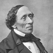 Hans Christian Andersen urodził się 2 kwietnia 1805 roku w dzielnicy biedoty w Odense. Jego ojciec, Hans Andersen, był biednym szewcem i pisarzem amatorem, ... - hans_christian_andersen_m